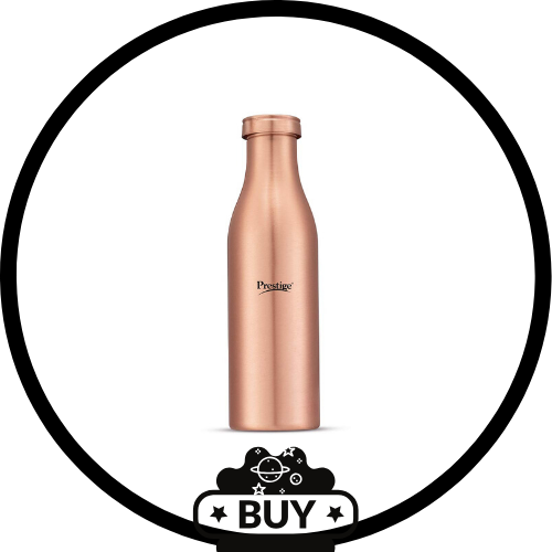 Best copper bottle in India